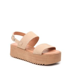 Musse and Cloud ISADORA sandy brown Sandal
